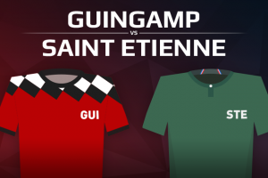En Avant Guingamp VS AS Saint Etienne