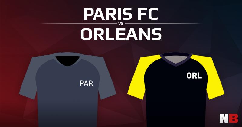 Paris FC VS US Orléans