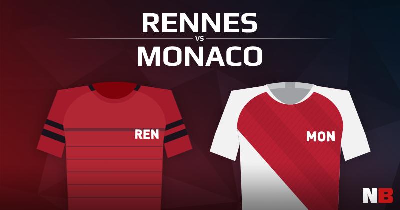 Stade Rennais VS AS Monaco