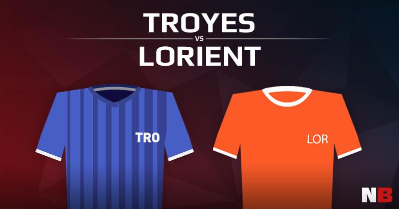 ESTAC VS FC Lorient