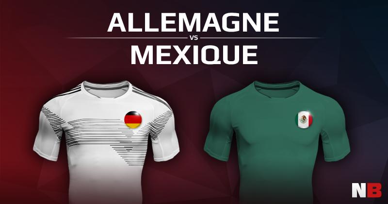 Allemagne VS Mexique