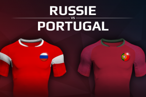 Russie VS Portugal