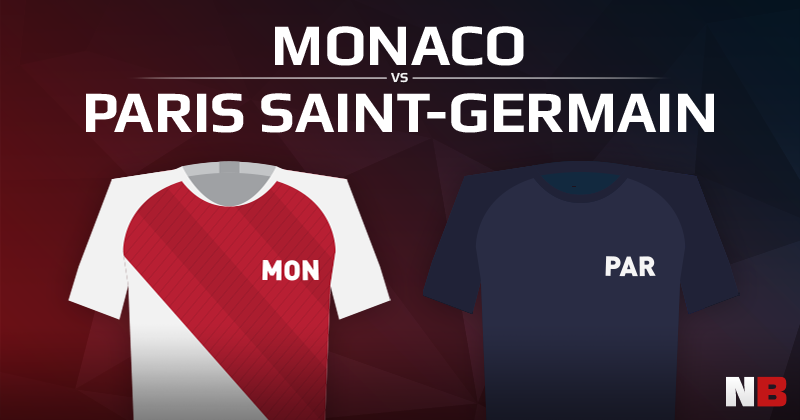AS Monaco VS PSG