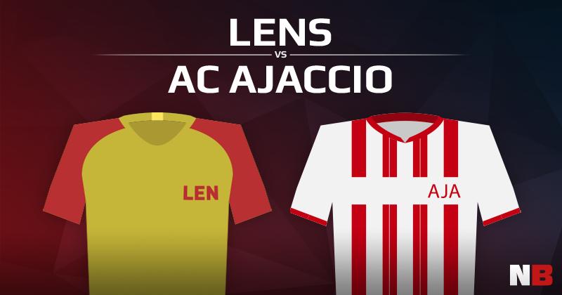 RC Lens VS AC Ajaccio