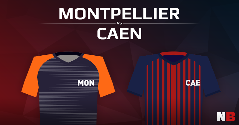 Montpellier Hérault Sport Club VS Stade Malherbe de Caen
