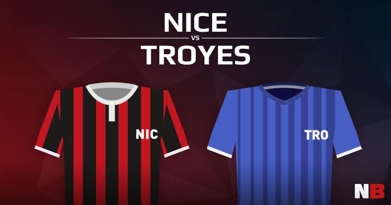 OGC Nice VS ESTAC Troyes