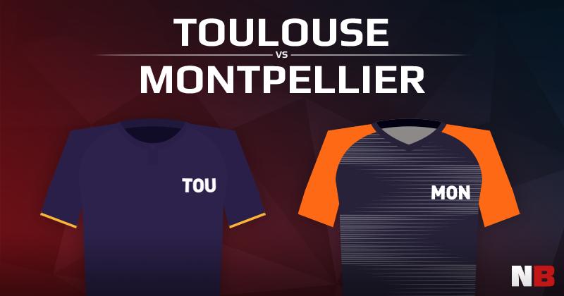 Toulouse FC VS Montpellier Hérault Sport Club