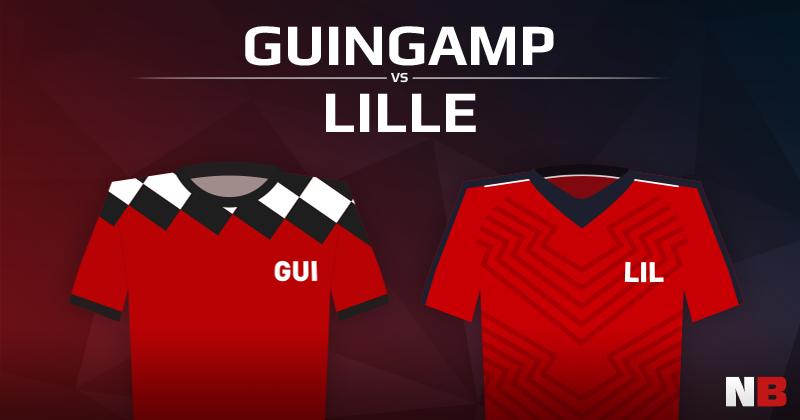 En Avant Guingamp VS LOSC