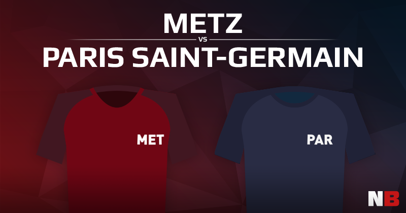FC Metz VS Paris Saint Germain