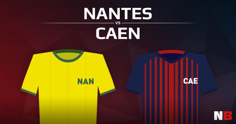 FC Nantes VS Stade Malherbe de Caen