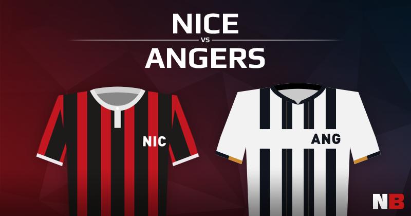 OGC Nice VS SCO Angers