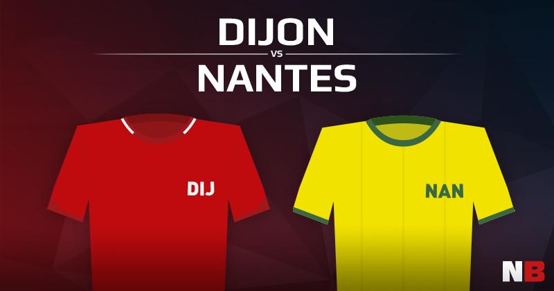 FC Dijon VS FC Nantes