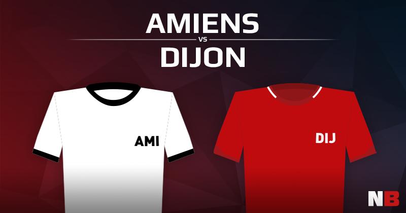 SC Amiens VS FC Dijon