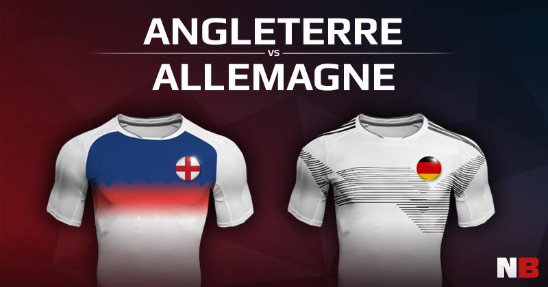 Angleterre VS Allemagne