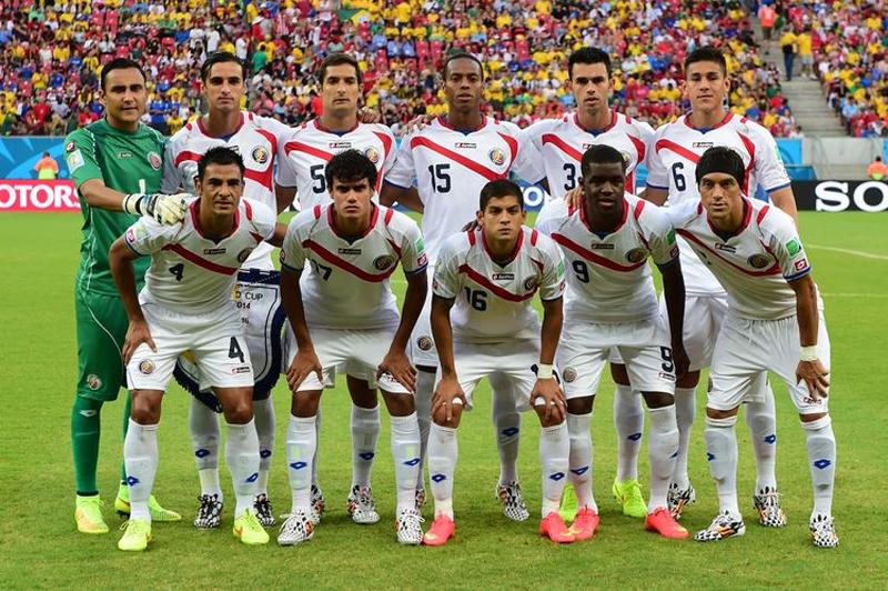 Equipe du Costa Rica