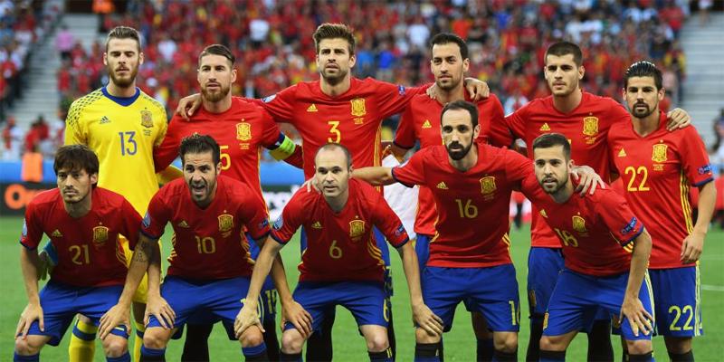 Equipe d'Espagne