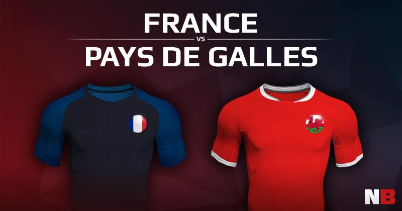 France VS Pays de Galles
