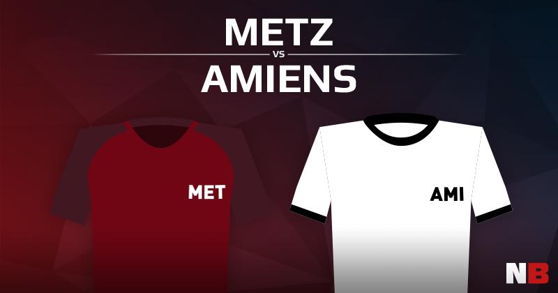 FC Metz VS SC Amiens