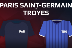Paris Saint Germain VS ESTAC Troyes