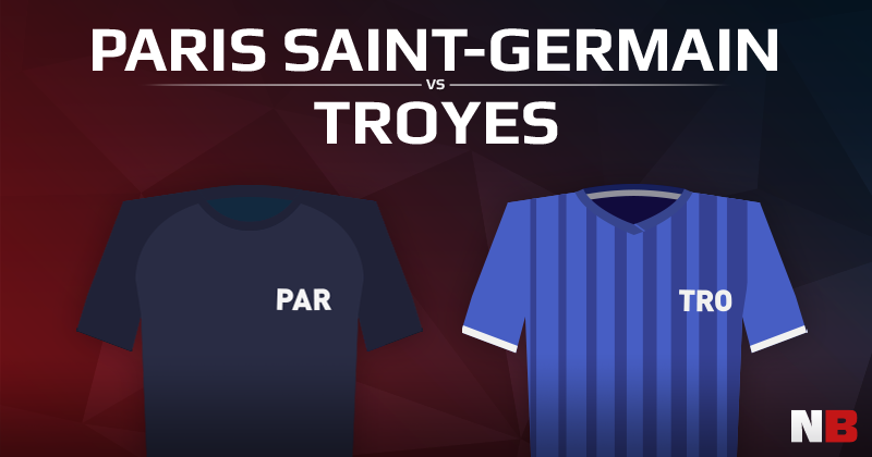 Paris Saint Germain VS ESTAC Troyes