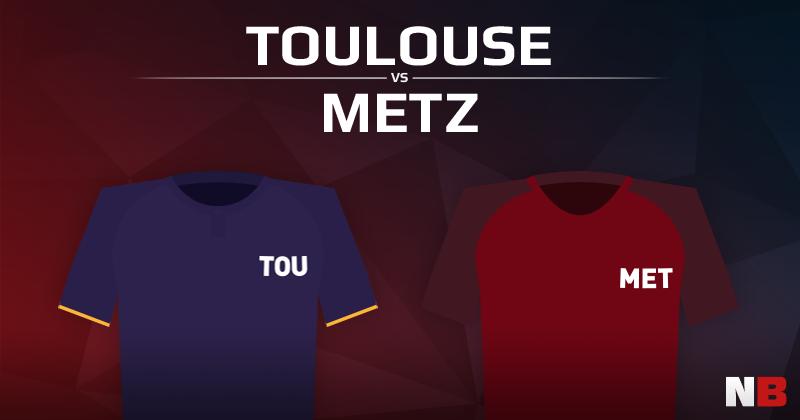 Toulouse FC VS FC Metz