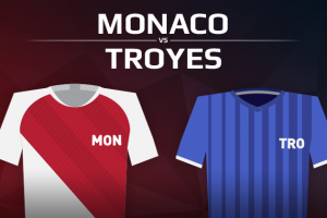 AS Monaco VS ESTAC Troyes