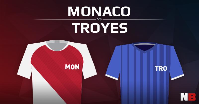 AS Monaco VS ESTAC Troyes