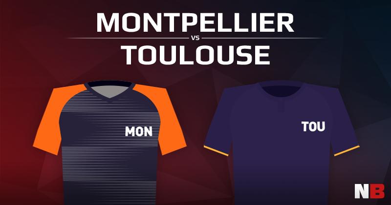 Montpellier Hérault Sport Club VS Toulouse FC