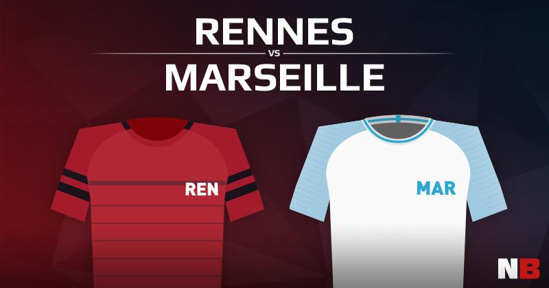 Stade Rennais VS Olympique de Marseille