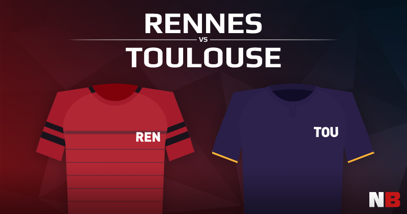 Stade Rennais VS Toulouse FC