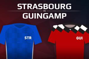 RC Strasbourg VS En Avant Guingamp