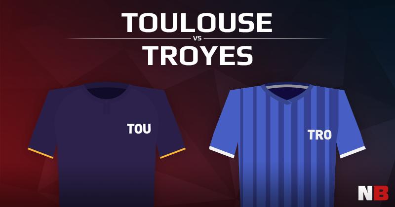 Toulouse FC VS ESTAC Troyes