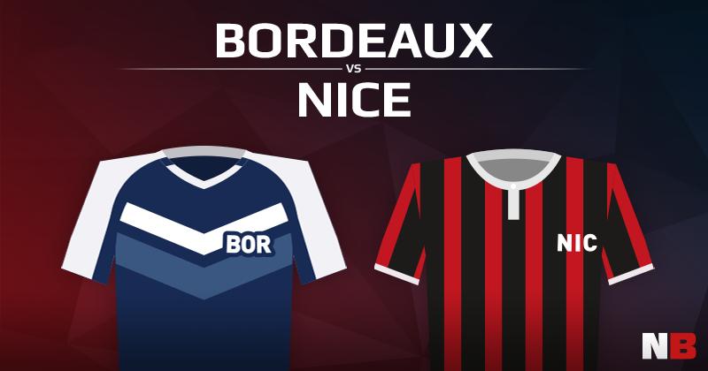 Girondins de Bordeaux VS OGC Nice