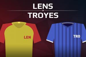 RC Lens VS ESTAC Troyes