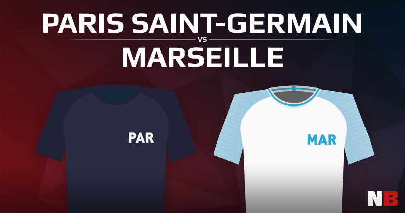 Paris Saint Germain VS Olympique de Marseille