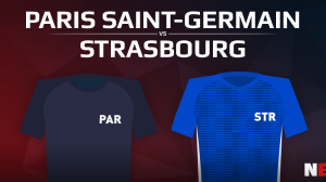 Paris Saint Germain VS RC Strasbourg