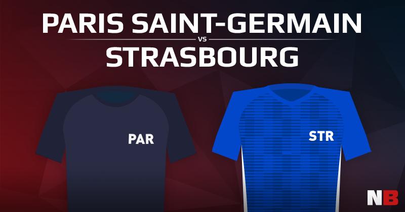 Paris Saint Germain VS RC Strasbourg