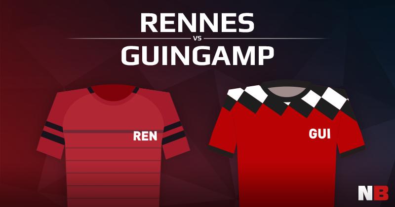 Stade Rennais VS En Avant Guingamp