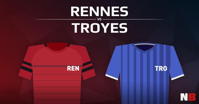 Stade Rennais VS ESTAC Troyes