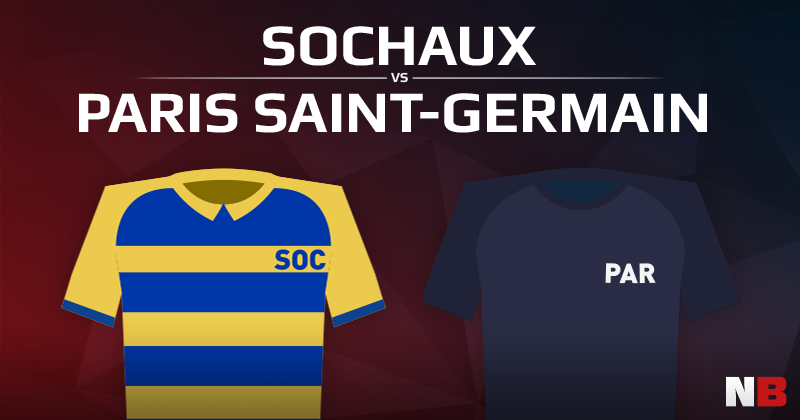 FC Sochaux-Montbéliard VS Paris Saint Germain