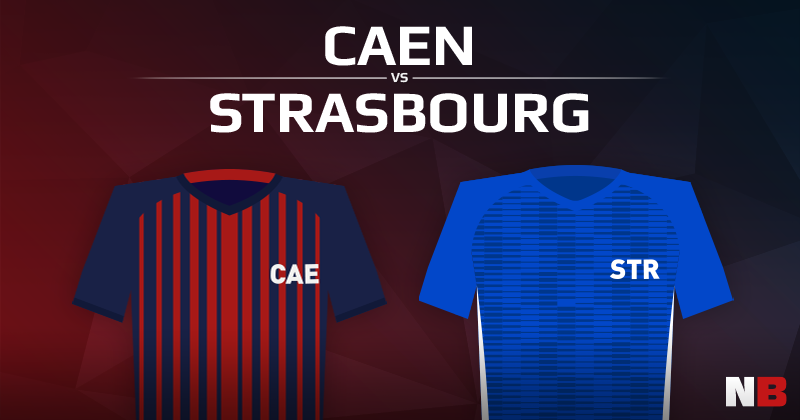 Stade Malherbe de Caen VS RC Strasbourg