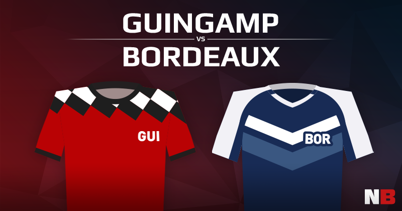 En Avant Guingamp VS Girondins de Bordeaux