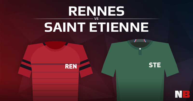 Stade Rennais VS AS Saint Etienne