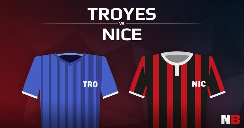 ESTAC Troyes VS OGC Nice