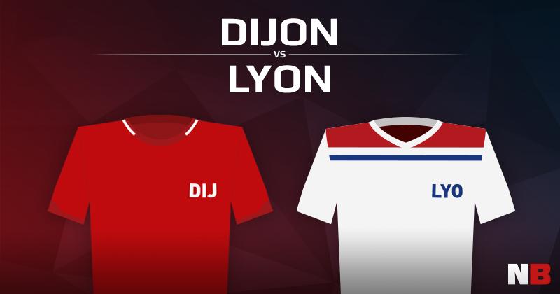 FC Dijon VS Olympique Lyonnais