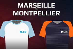 Olympique de Marseille VS Montpellier Hérault Sport Club