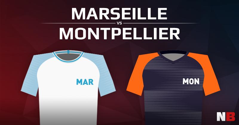 Olympique de Marseille VS Montpellier Hérault Sport Club