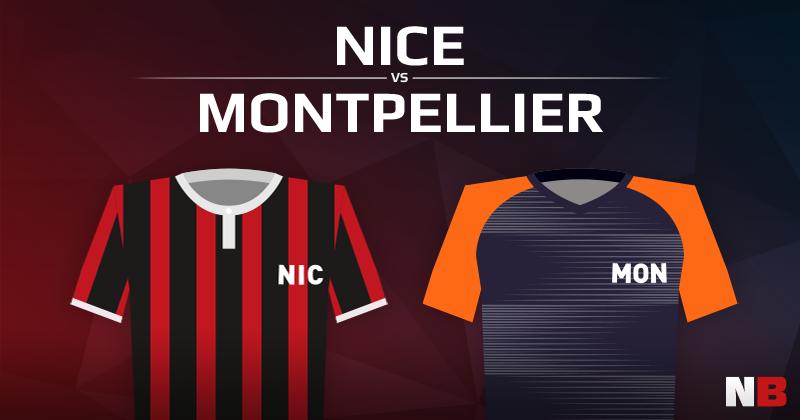 OGC Nice VS Montpellier Hérault Sport Club