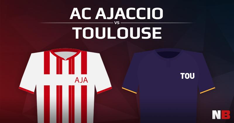 AC Ajaccio VS Toulouse FC