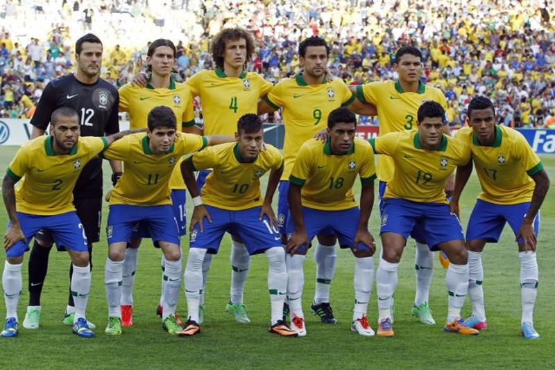 Equipe du Brésil